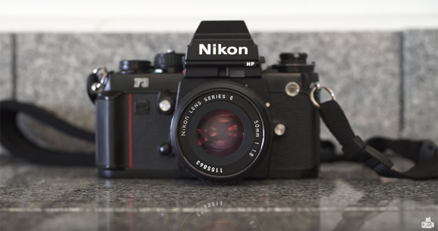 35mm photography and the nikon F3 with ted forbes