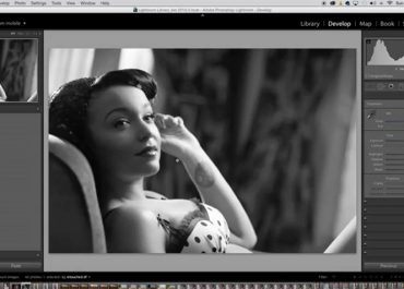 How to make your own Lightroom presets on Orms Connect