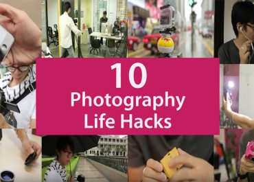 10 photography life hacks on Orms Connect Photographic Blog