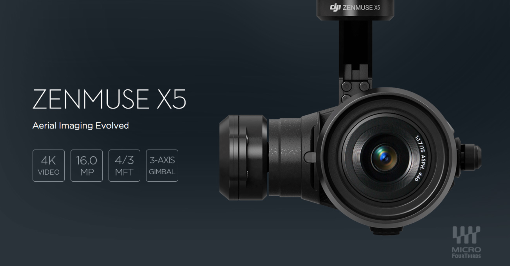 DJI-Zenmuse-X5-for-Inspire-1-announced-on-Orms-Connect