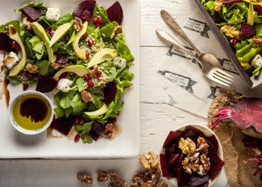 Food Photography Composition: Styling to the Camera