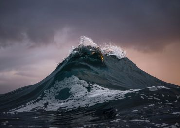 Ocean Mountains by Ray Collins