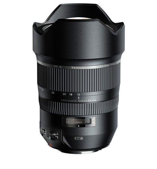 Win a Tamron 15-35mm Lens from Orms!
