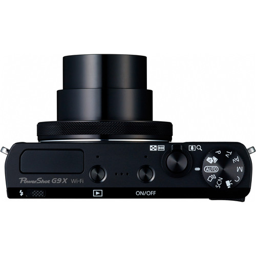 Canon PowerShot G9 X Compact Camera on Orms Connect Photographic Blog