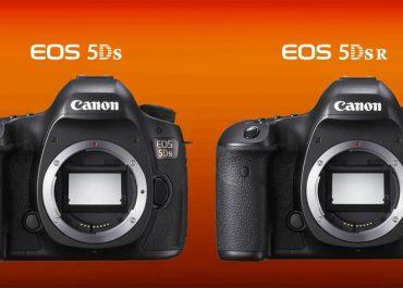 Canon EOS 5Ds vs Canon EOS 5DsR on OrmsTV