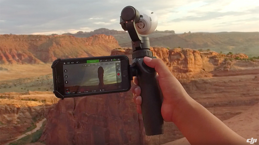 DJI-Osmo-Handheld-4K-Camera-on-Orms-Connect