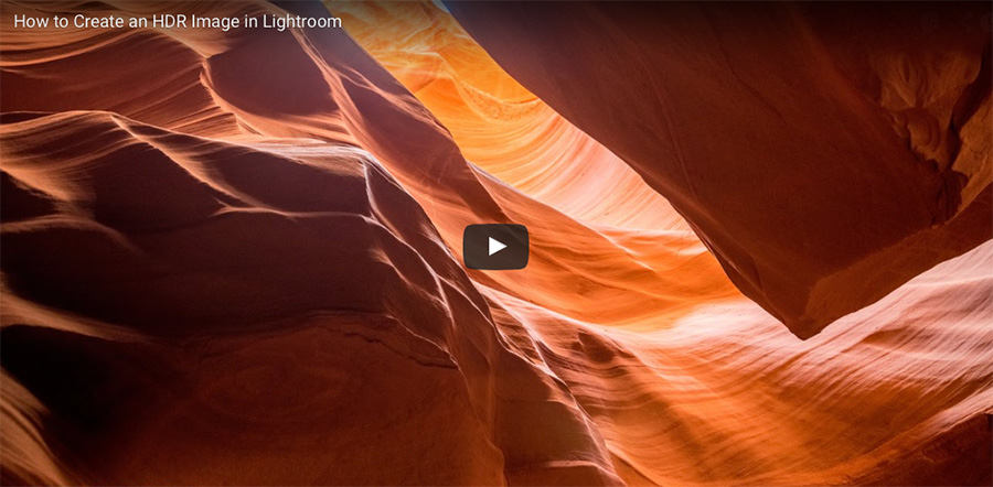 How to Create an HDR Image in Lightroom on Orms Connect Photographic Blog