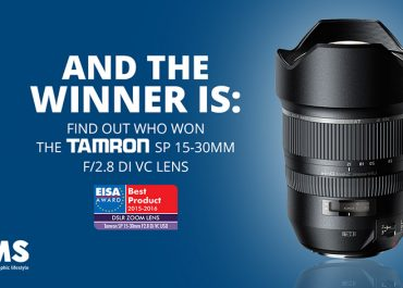 Tamron 15-35mm Lens from Orms!