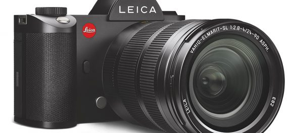 Meet the all new Leica SL on Orms Connect