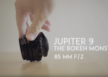 Testing a vintage lens on a Sony Mirrorless Camera