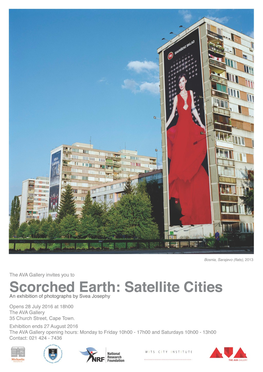 Satellite Cities by Svea Josephy