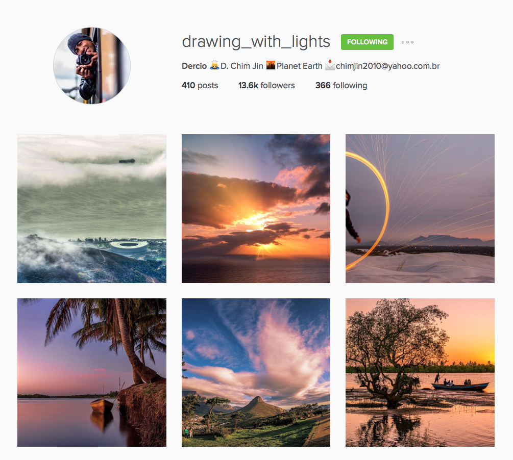9 Of Our Favourite Instagrammers