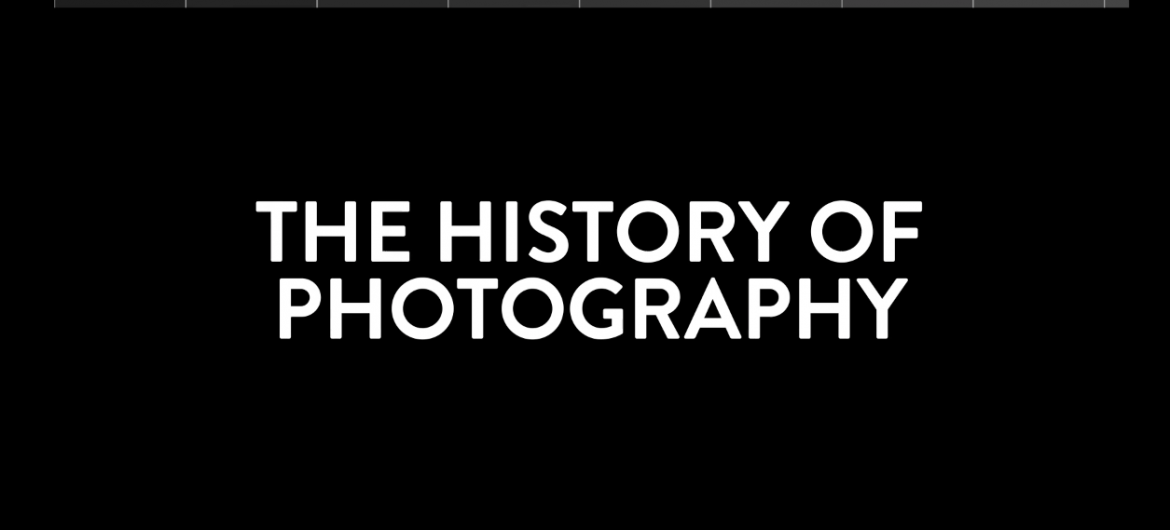 The History of Photography by COOPH
