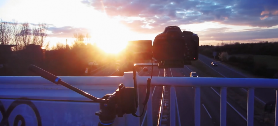 How to shoot a time-lapse