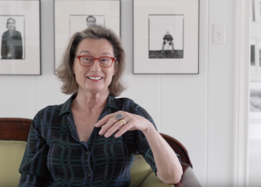 Laura Wilson on The Artist Series by Ted Forbes