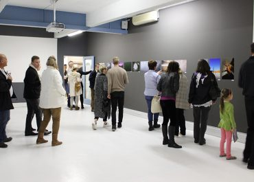 Images from SPACE Exhibition June 2016 opening night