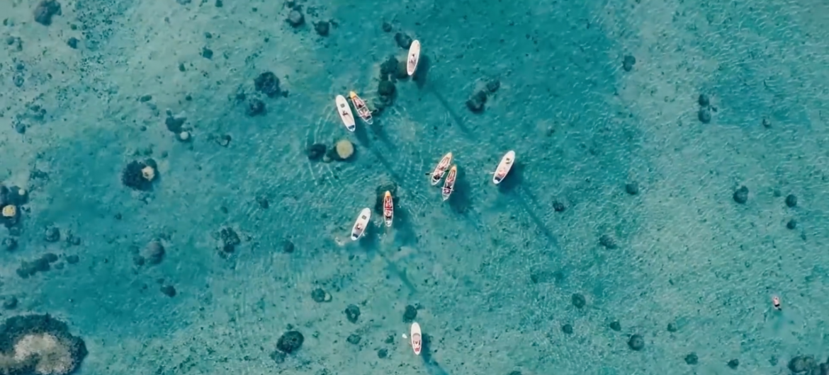 Breathtaking Drone Video of Réunion Island