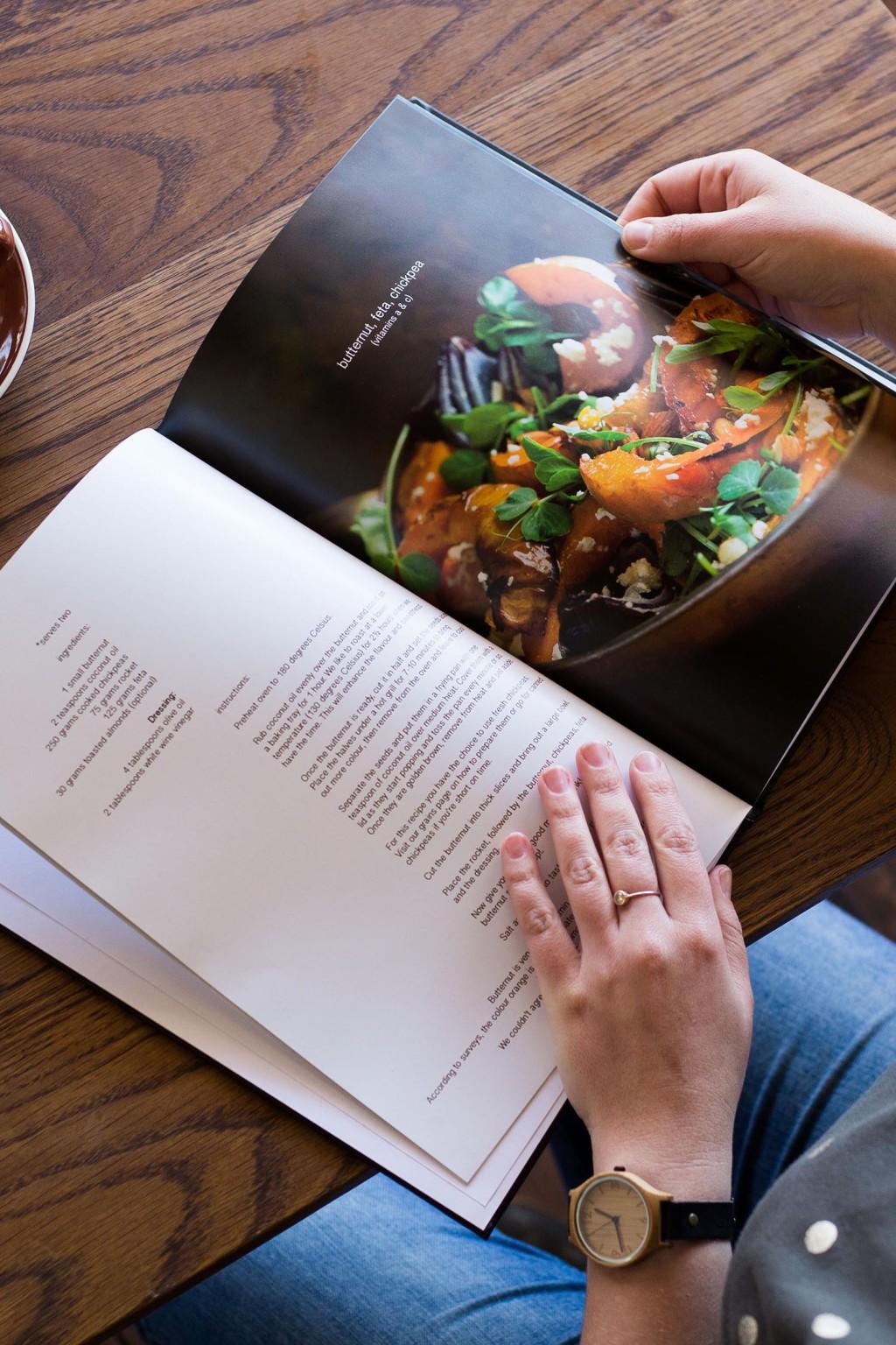 Melissa Delport - Orms Maker Series - Personalise Recipe Photo Book