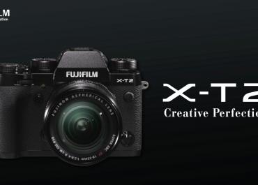 Meet the all new Fujifilm X-T2 Mirrorless Camera