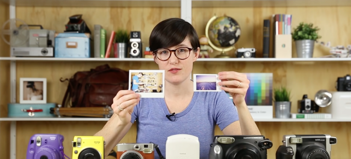 The ultimate Fuji Instax Comparison Video