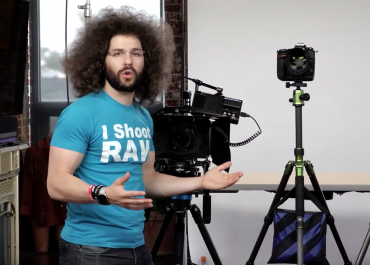 Quick Tip for Setting up a Stable Tripod