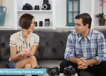 15 Tips For When You Having Trouble Focusing Your Camera