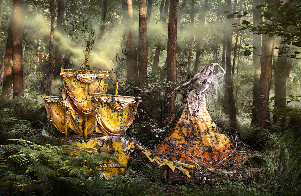 Award-Winning 'Wonderland' Series by Kirsty Mitchell