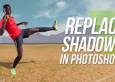 Replace Shadows in Photoshop Tutorial on Orms Connect
