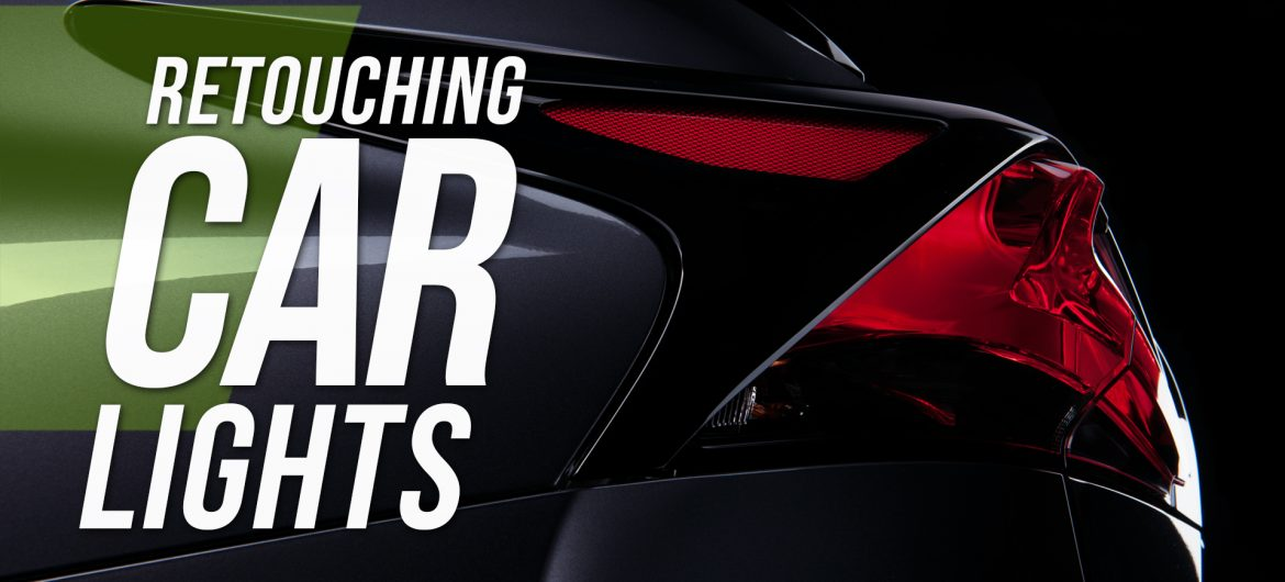 Video Tutorial: Retouching A Car Light In Photoshop