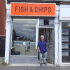 Oxford fish and chip shop doubles as photo studio