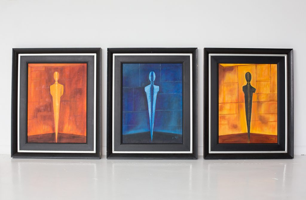 Give your old artwork a facelift with a new frame by Orms Print Room & Framing