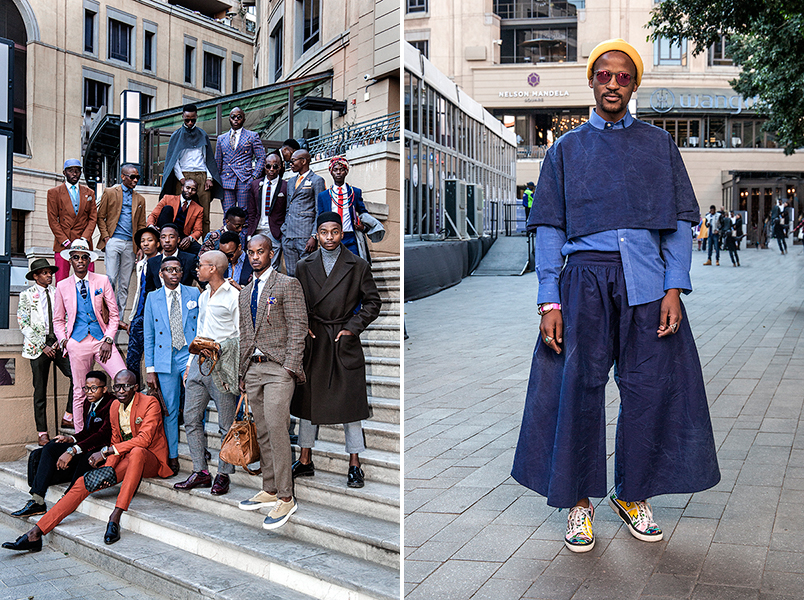 Interview with Fashion Photographer, Themba Muyisa