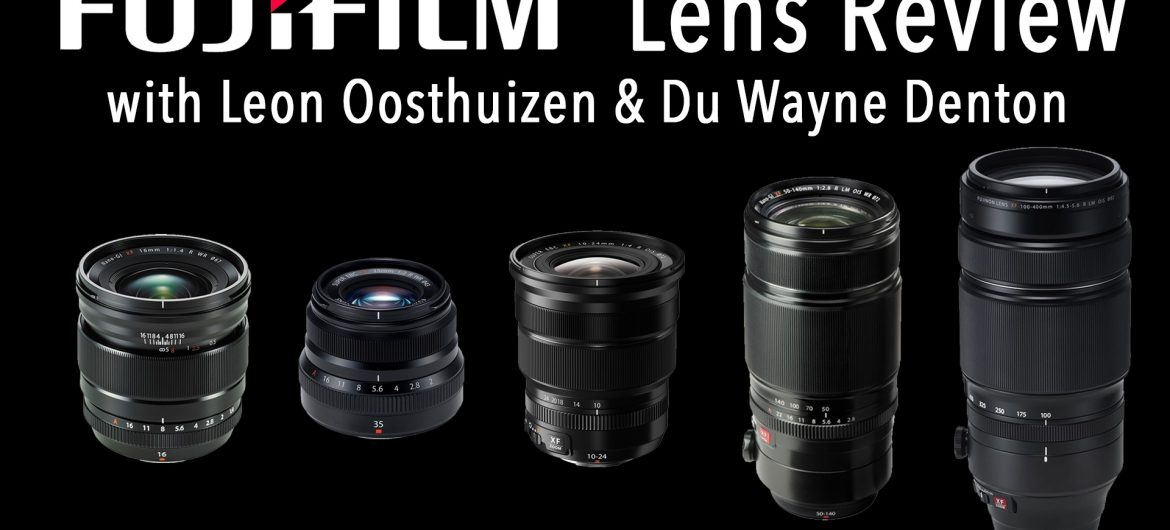 Fujifilm Lens Review on Orms Connect