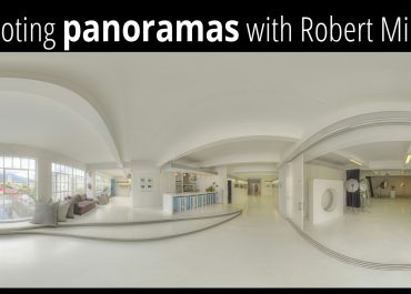 Shooting Panoramic Images with Robert Miller on OrmsTV