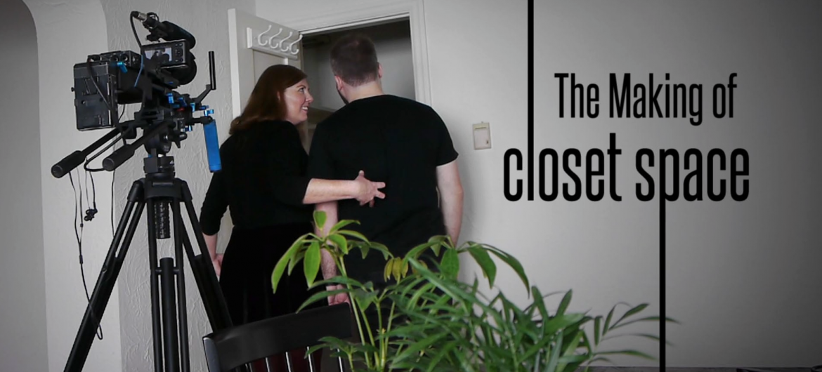"The Making of ""Closet Space"" Short Film"