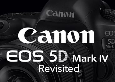Canon 5D Mark IV Revisited with Roger Machin