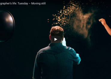 A Week in a Photographer's Life: Moving Still with the Profoto D2