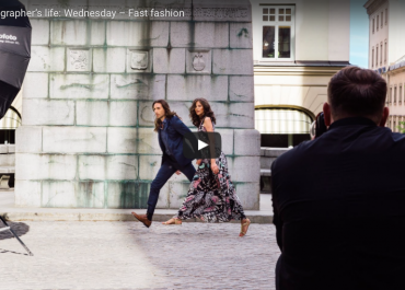 A Week in a Photographer's Life: Fast Fashion with the Profoto D2