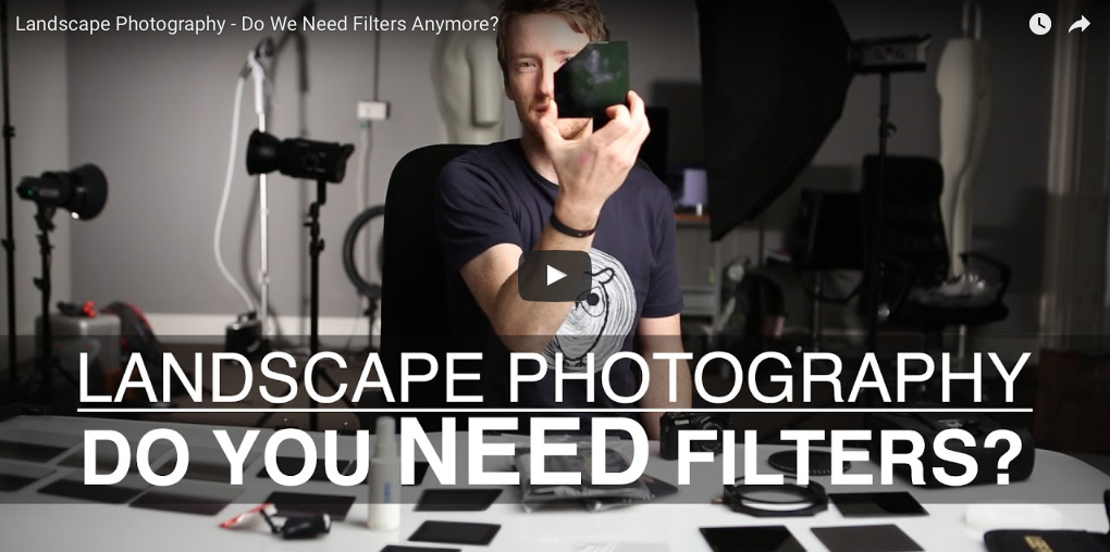 Landscape Photography: Do We Need Filters Anymore?