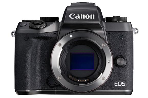 Canon EOS M5 Mirrorless Camera on OrmsTV