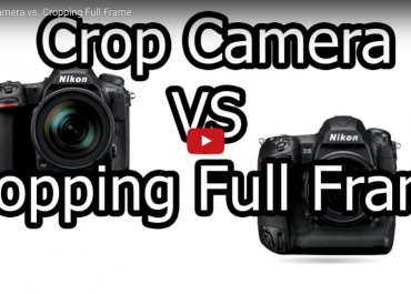 Crop Camera vs. Cropping Full Frame