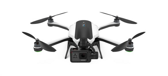 GoPro recalls Karma Drone due to power issue