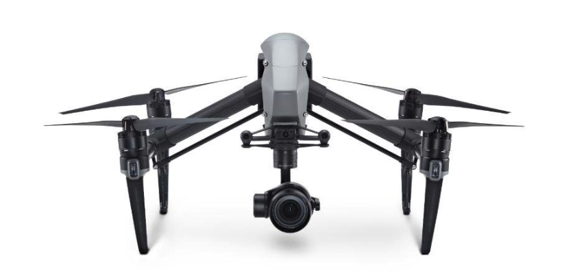 Say hello to the all new DJI Inspire 2
