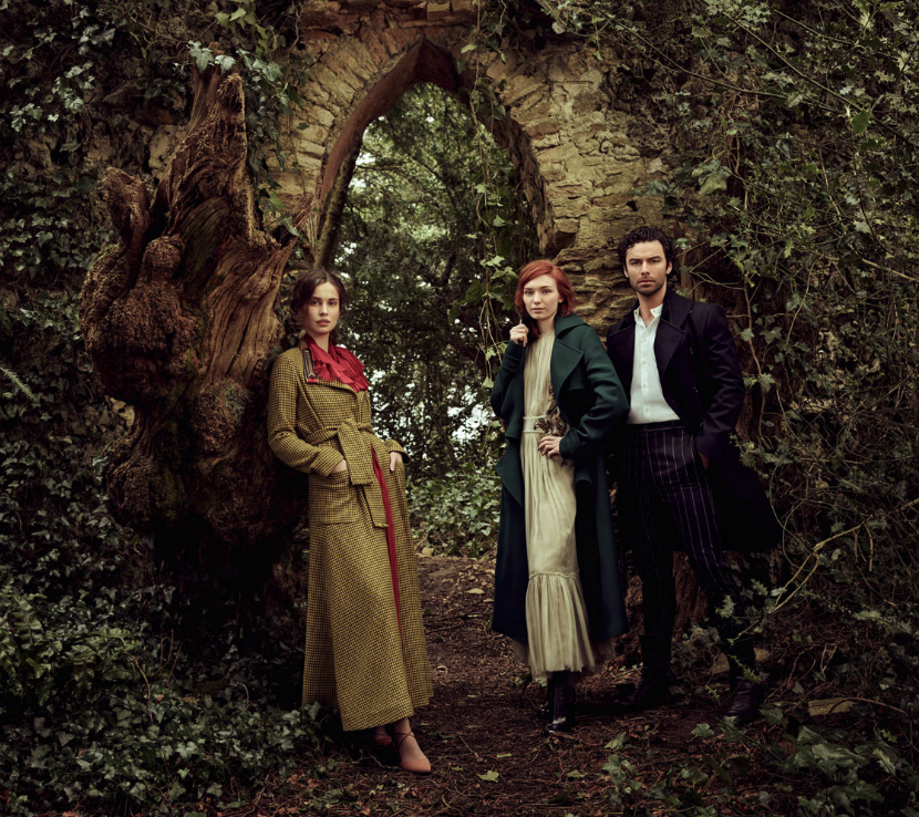 Jason Bell shoots with the XF 100MP for British Vogue | Phase One