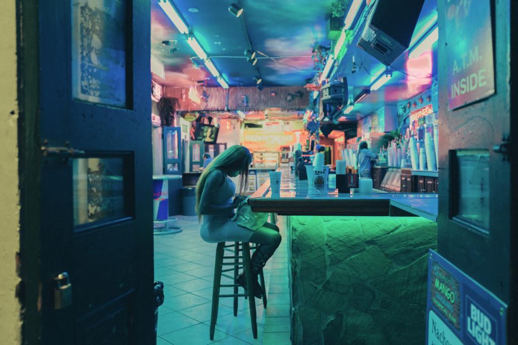 Inside The Night, New Orleans, Louisana, 2016 by Franck Bohbot