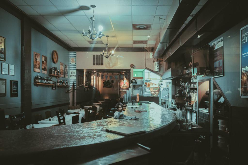 Inside The Night - New Orleans, Louisiana, 2016
