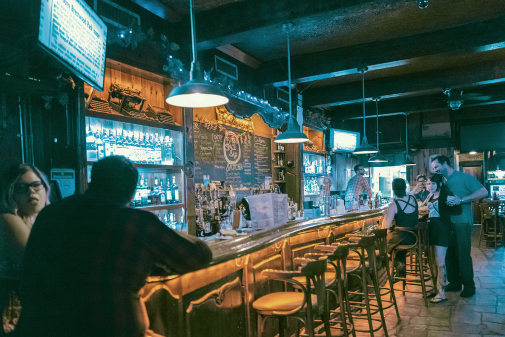 Inside The Night - New Orleans, Louisana, 2016 by Franck Bohbot