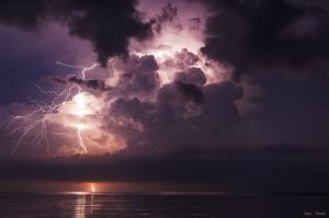Shooting the Everlasting Storm