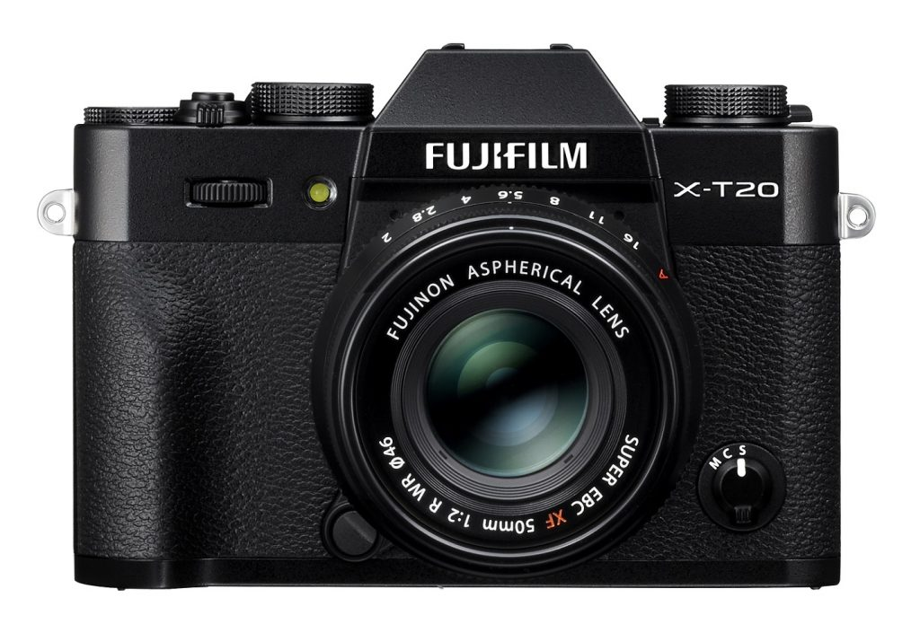 This is the New Fujifilm X-T20 Mirrorless Camera