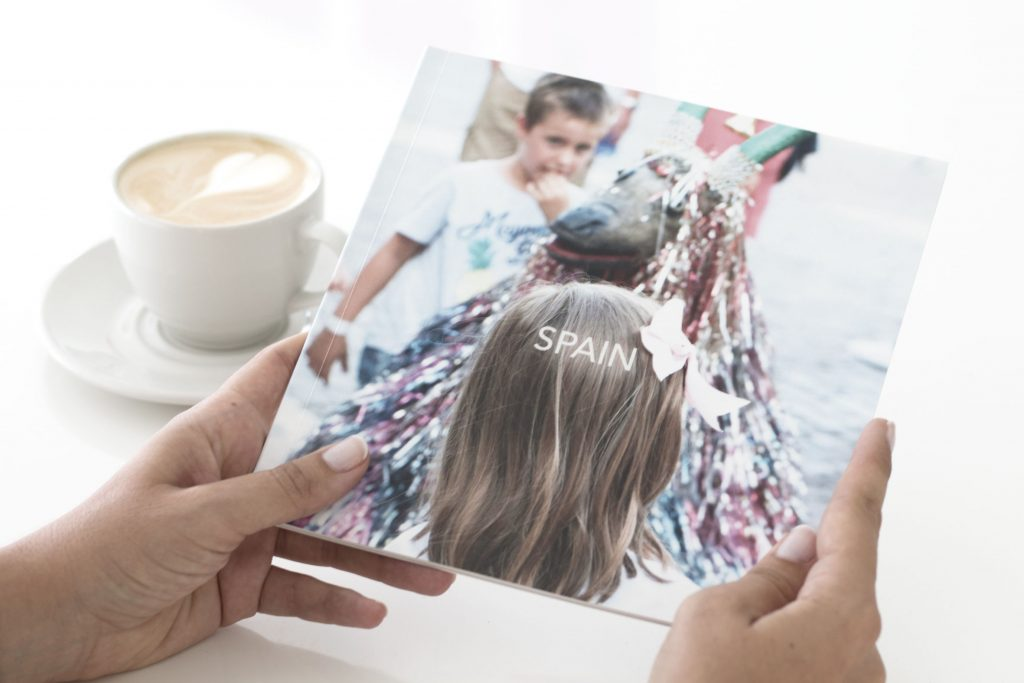 Inspiration: The Holiday Photo Book by Orms Print Room and Framing